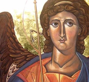 St Michael [Detail]