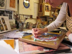 Studio - Painting