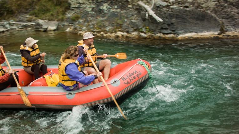 ORARI- Rafting 2