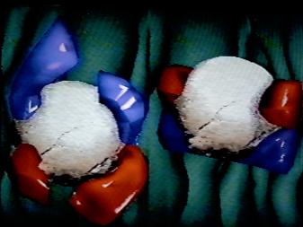 Mechanical Outward Force, 1990. Digital image, Amiga 1000. 640x480px
