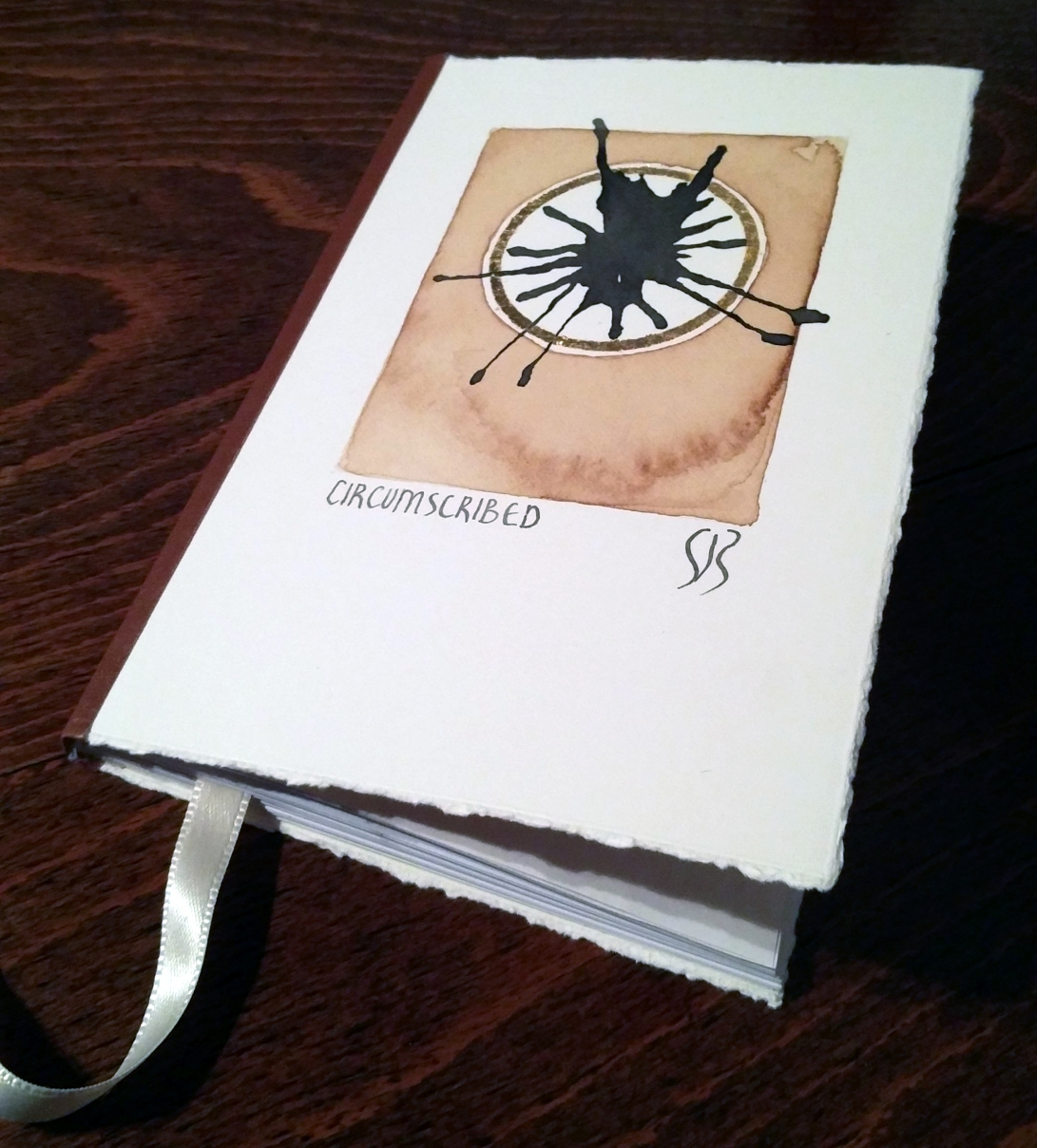 Ccircumscribed Artist Book Sample